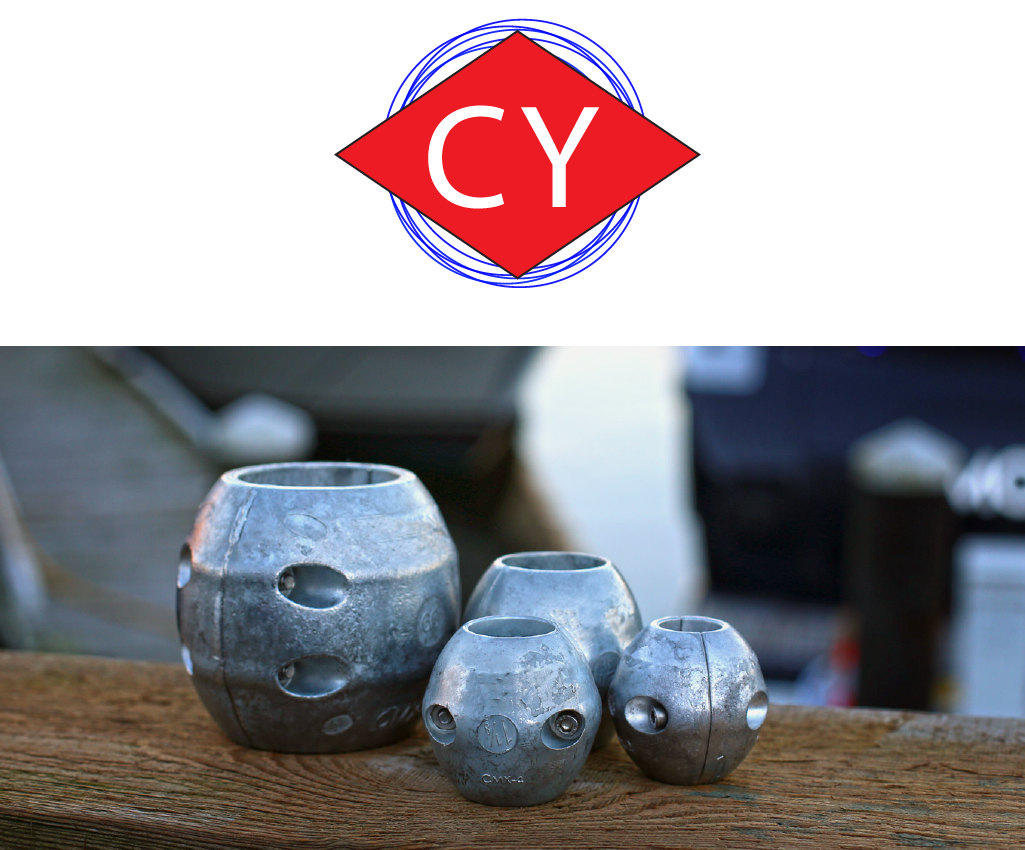 Anode Lắp Trục   Shaft Anodes